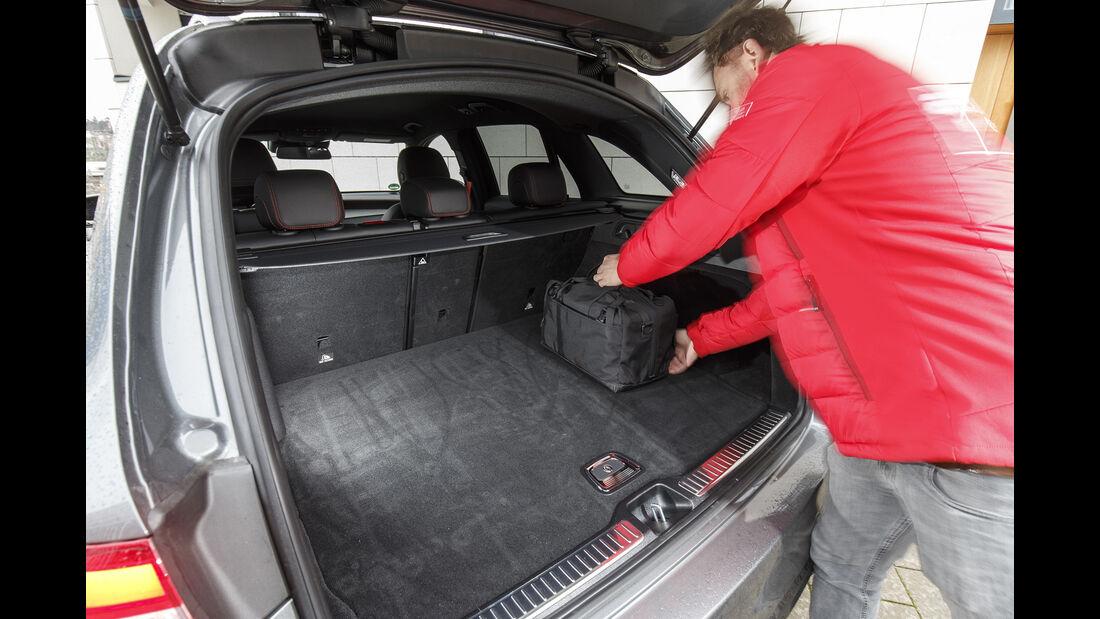 Mercedes-AMG GLC 43 4Matic, Kofferraum