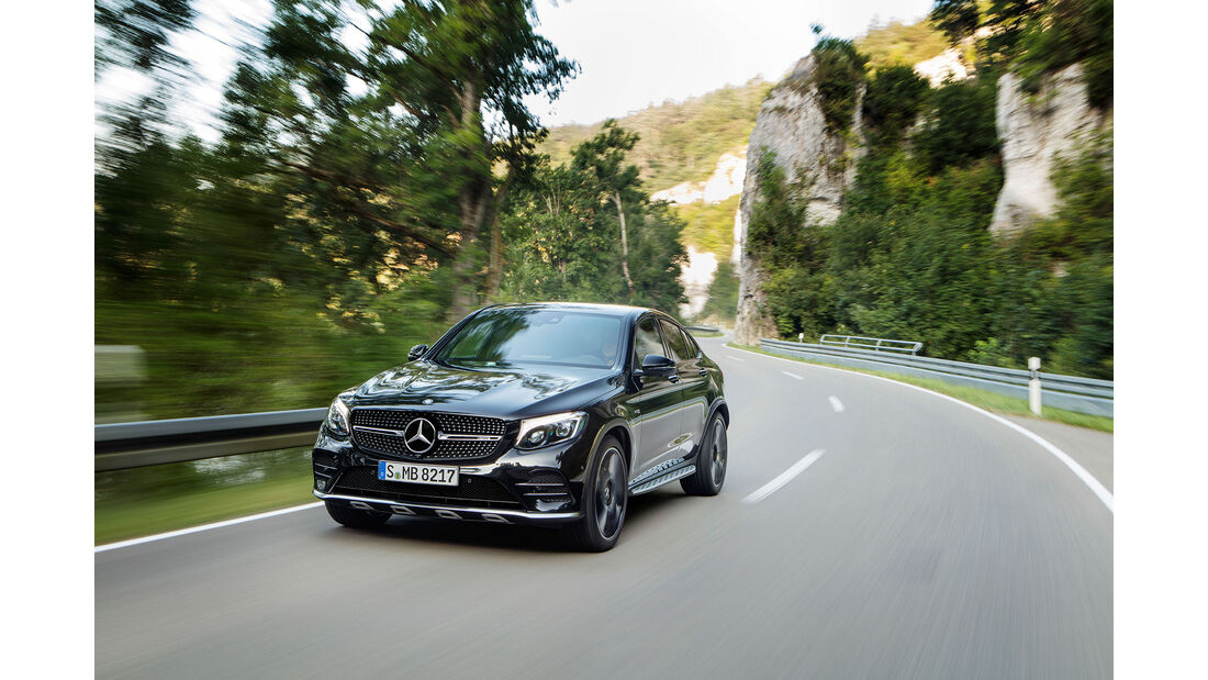 Mercedes-AMG GLC 43 Coupé
