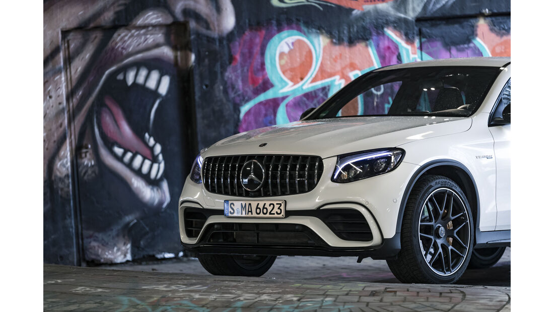 Mercedes-AMG GLC 63 S Coupe?, Exterieur