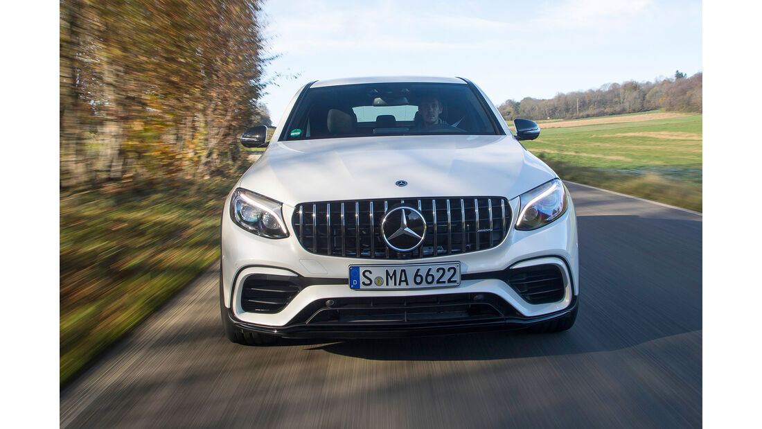 Mercedes-AMG GLC 63S Coupé
