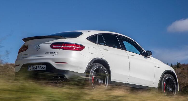 Mercedes GLC - auto motor und sport