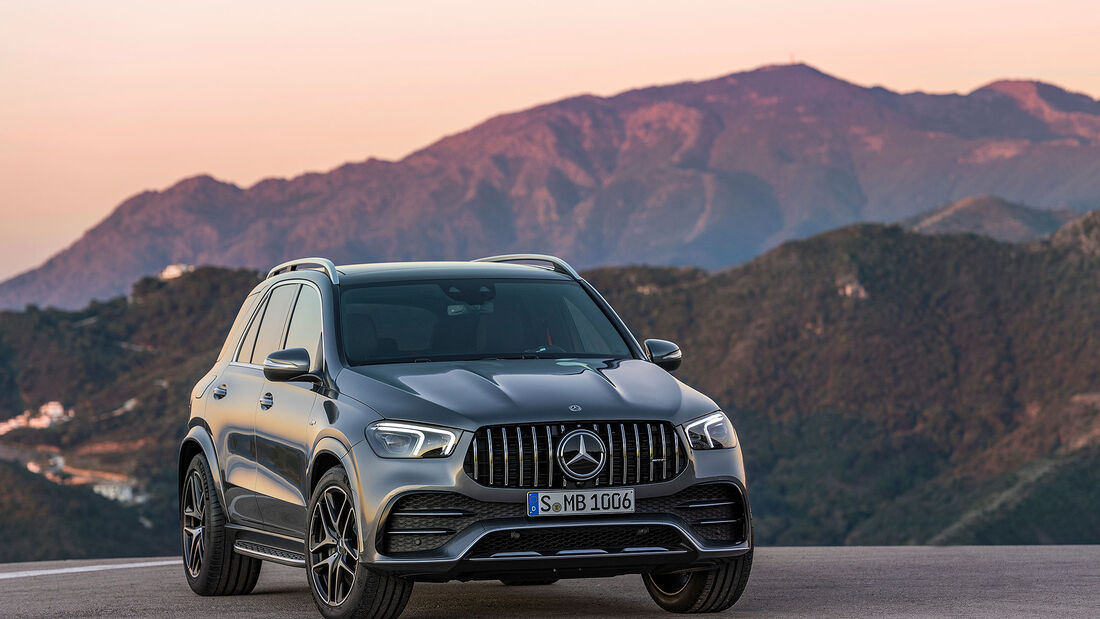 Mercedes AMG GLE 53 4MATIC (2019)