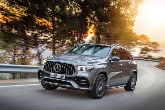 Mercedes Gle V167 Alle Generationen Neue Modelle Tests