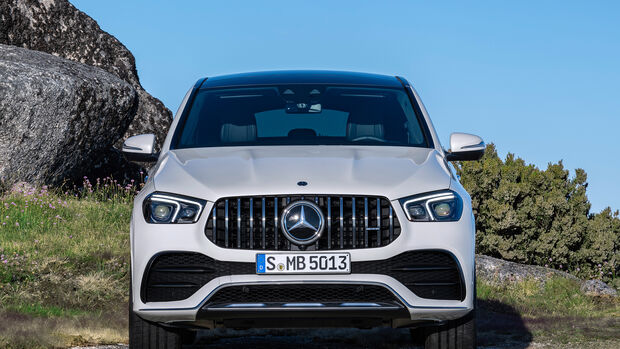Mercedes-AMG GLE 53 4MATIC+ Coupé