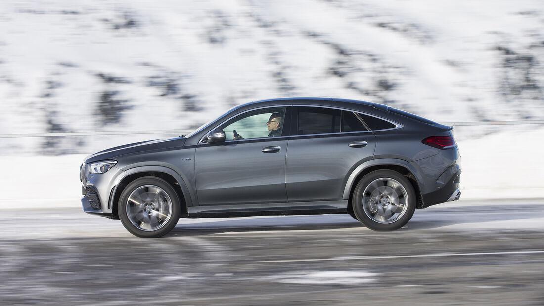 Mercedes-AMG GLE 53 4matic+ Coupé, Exterieur
