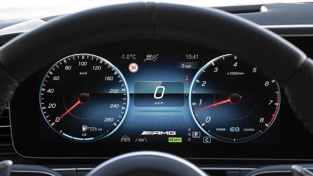 Mercedes-AMG GLE 53 4matic+ Coupé, Interieur