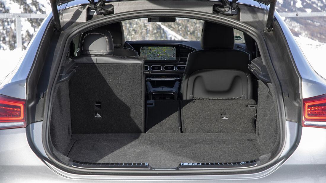 Mercedes-AMG GLE 53 4matic+ Coupé, Kofferraum