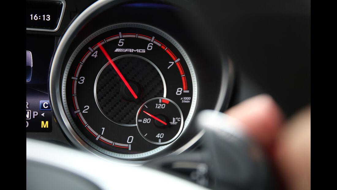 Mercedes-AMG GLE 63 S, Anzeigeinstrument