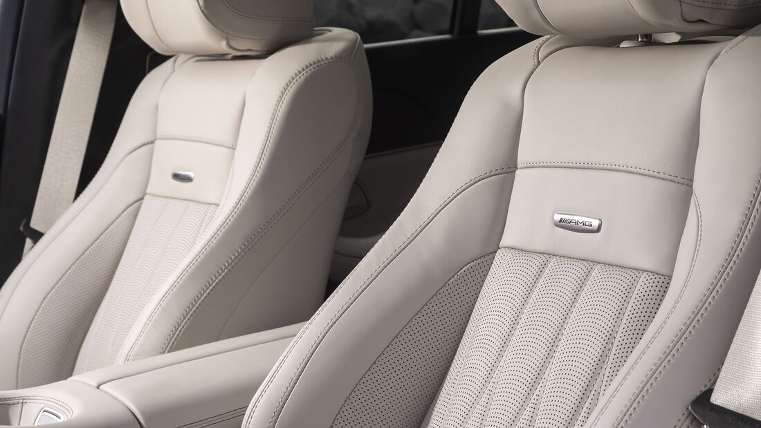 Mercedes-AMG GLE 63 S, Interieur