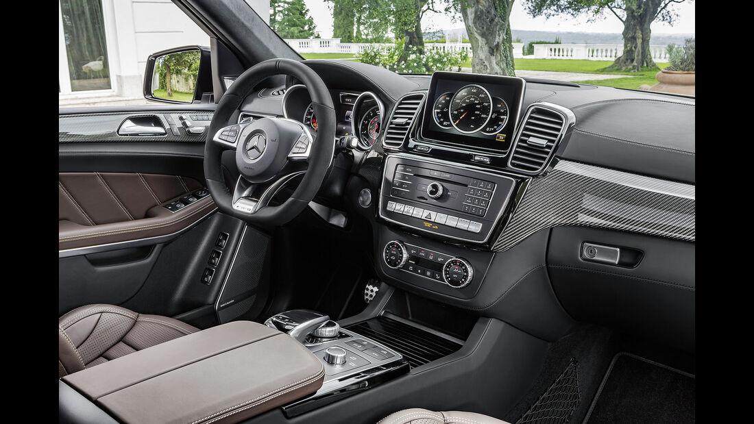 Mercedes-AMG GLS 63 4MATIC