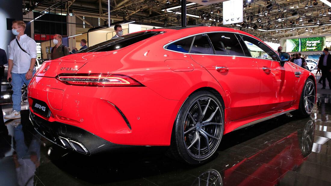 Mercedes-AMG GT 4-Türer 63S E-Performance