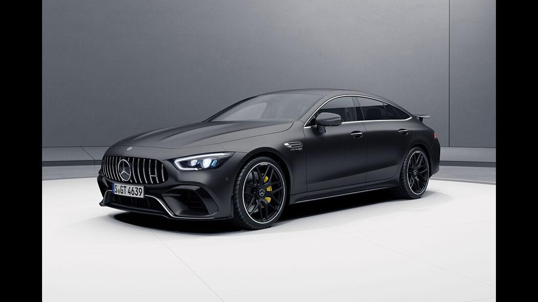 Mercedes-AMG GT 4-Türer Aerodynamik-Paket