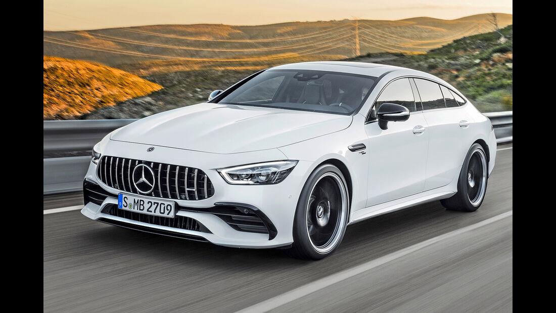 Mercedes-AMG GT 4-Türer Coupé, Best Cars 2020, Kategorie F Luxusklasse