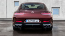 Mercedes-AMG GT 53 4-Türer Coupé 2021 Neuvorstellung