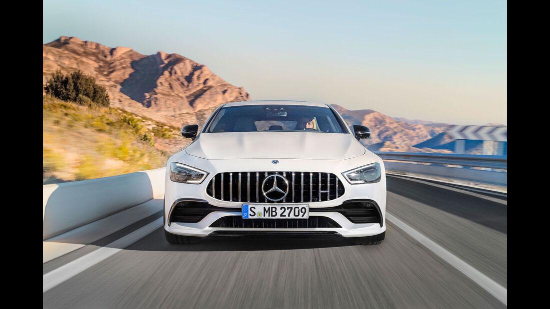 Mercedes-AMG GT 53 4MATIC+