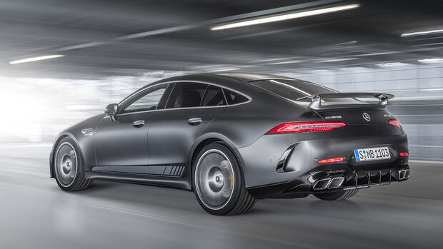 Mercedes-AMG GT 63 S 4MATIC+ Edition 1