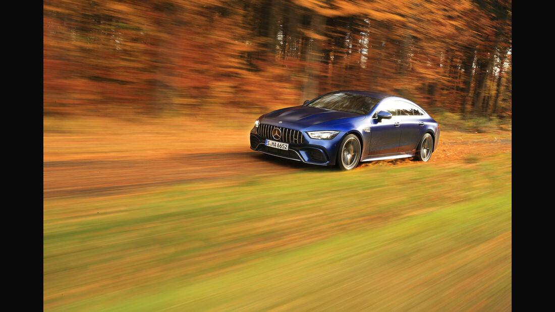 Mercedes-AMG GT 63 S 4Matic+ 4-Türer Coupé, Exterieur