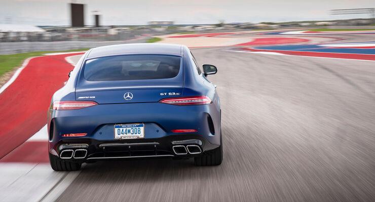 Mercedes Amg Gt 4 Türer Coupé 2018 Motoren Preis Infos Auto