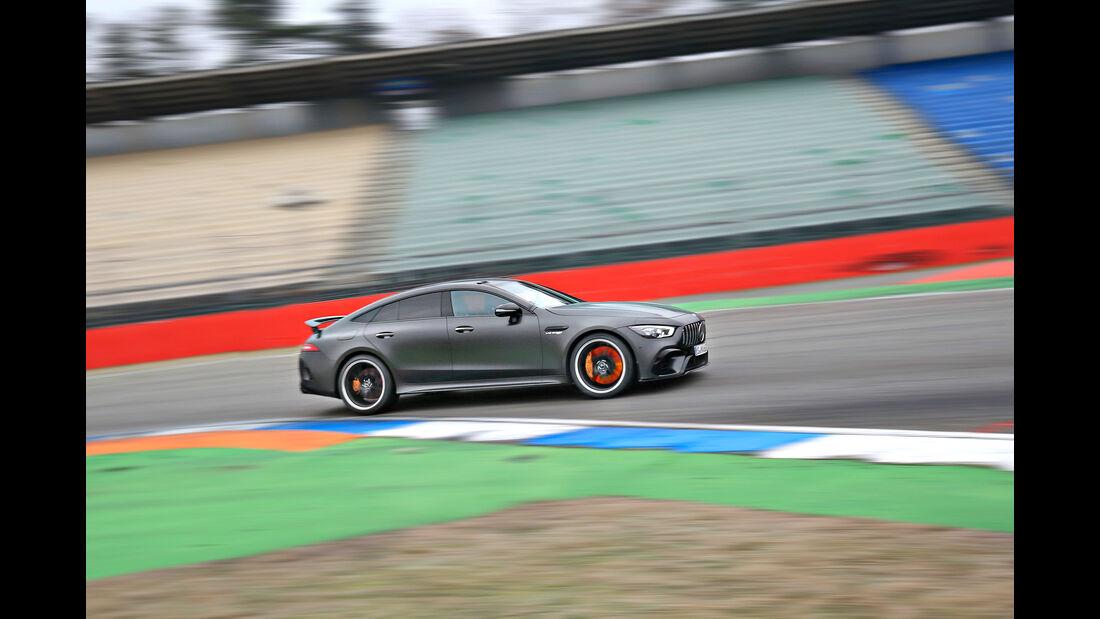 Mercedes-AMG GT 63 S 4Matic+ 4-Türer - Sportwagen