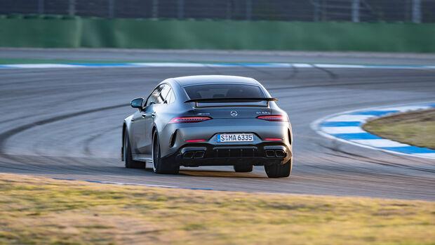 Mercedes-AMG GT 63 S, Exterieur