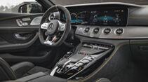 Mercedes-AMG GT 63 S, Interieur