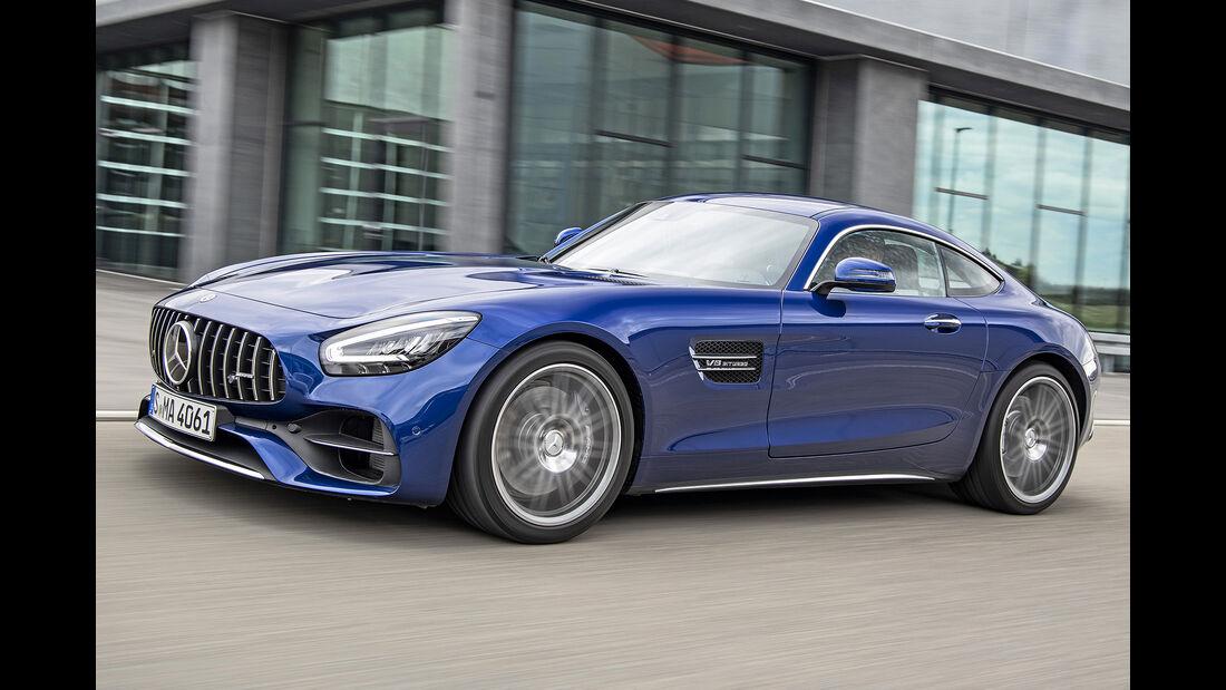 Mercedes-AMG GT, Best Cars 2020, Kategorie G Sportwagen