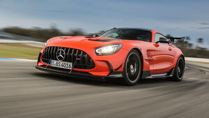Mercedes-AMG GT Black Series, Exterieur