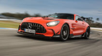 Mercedes-AMG GT Black Series, Exterieur