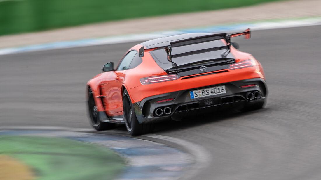 Mercedes-AMG GT Black Series, Hockenheimring