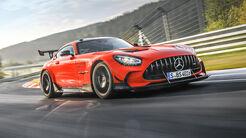 Mercedes-AMG GT Black Series, Nordschleife