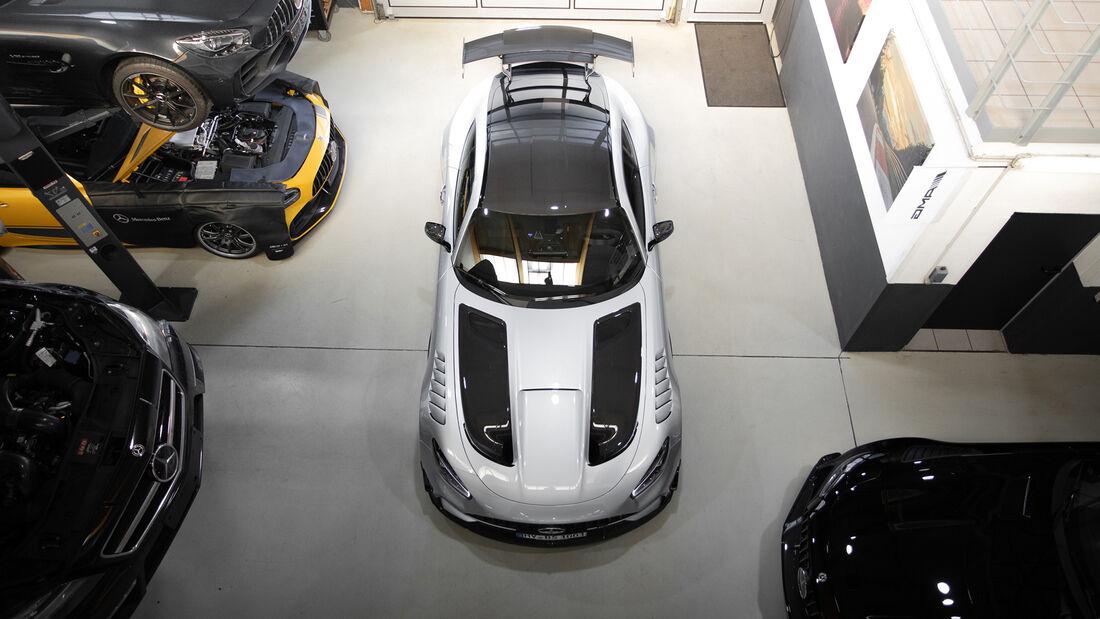 Mercedes-AMG GT Black Series Tuning Opus
