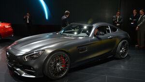 Mercedes-AMG GT C Coupé