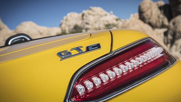 Mercedes-AMG GT C Roadster, Cabrio, Fahrbericht