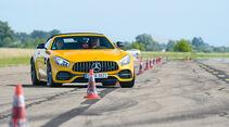 Mercedes-AMG GT C Roadster Front