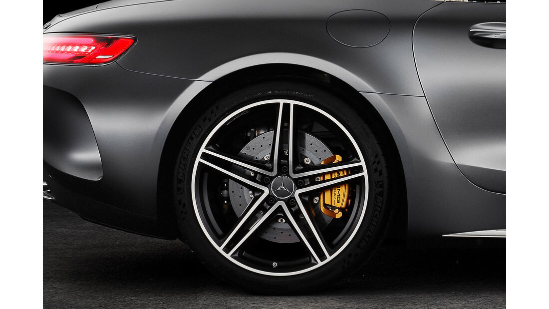 Mercedes-AMG GT C Roadster Sperrfrist 15.9.2016