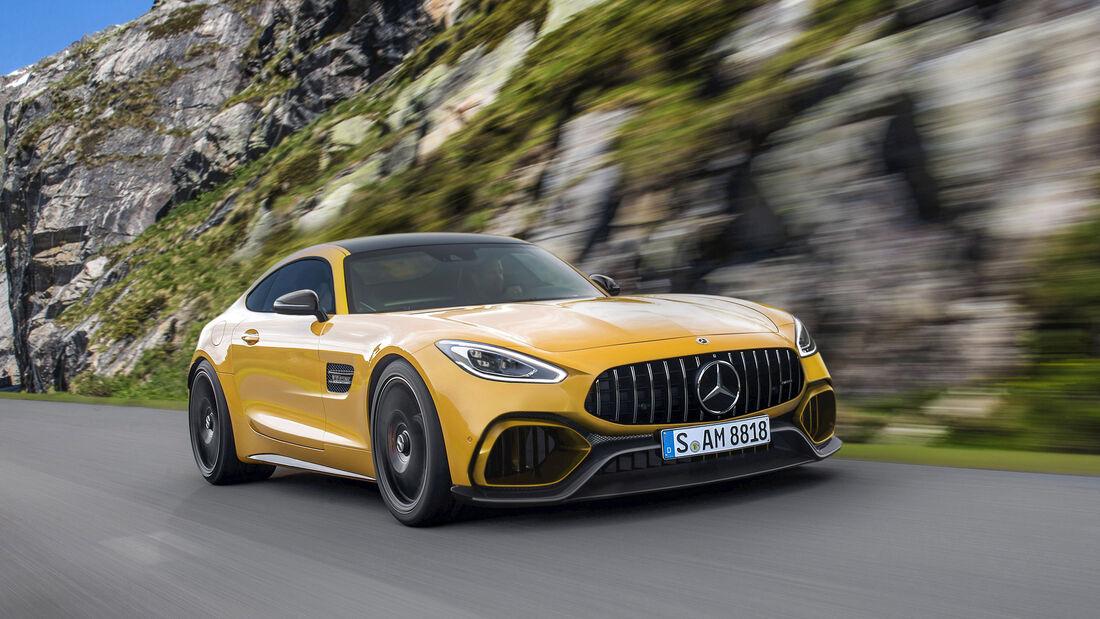Mercedes-AMG, GT, Exterieur