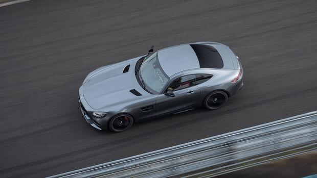 Mercedes-AMG GT, Exterieur