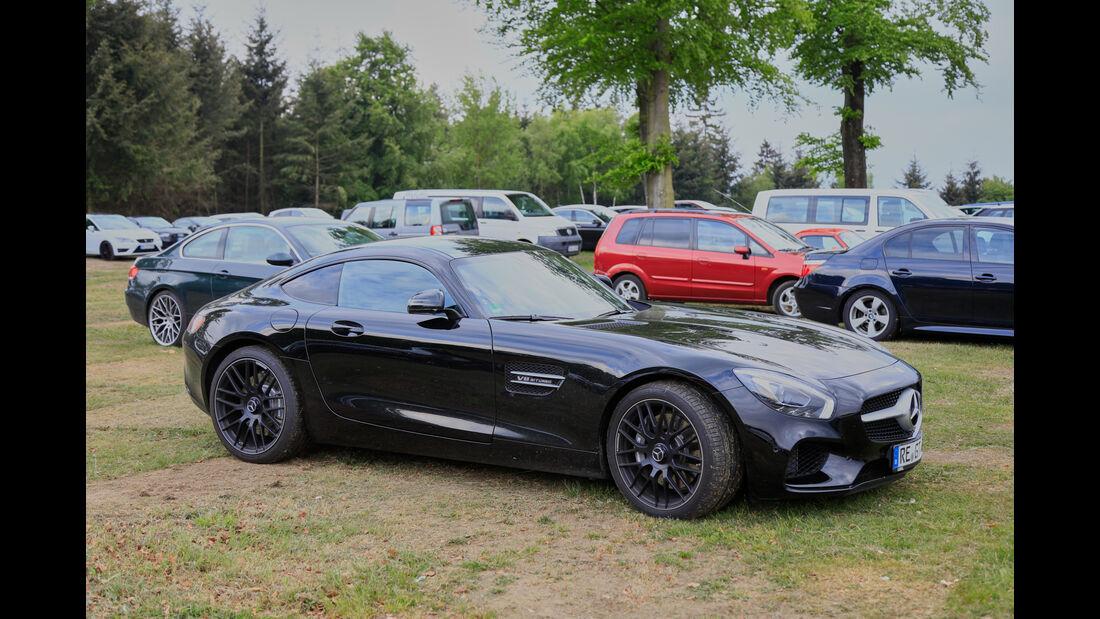 Mercedes-AMG GT - Fan-Autos - 24h-Rennen Nürburgring 2018 - Nordschleife