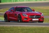 Mercedes-AMG GT, Frontansicht