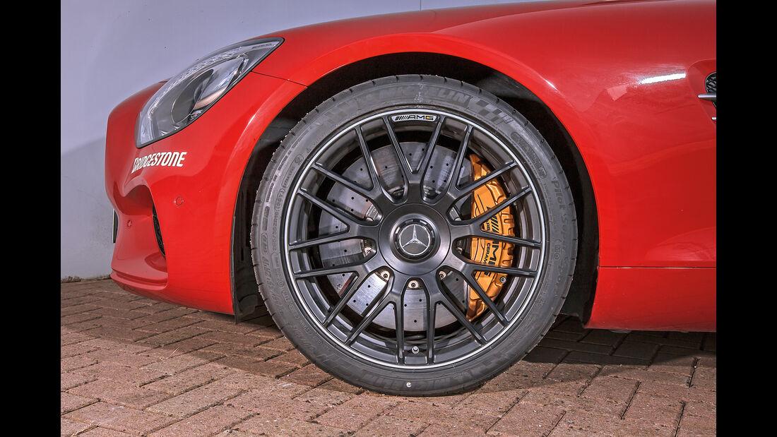 Mercedes-AMG GT, International Test Drive, Impression