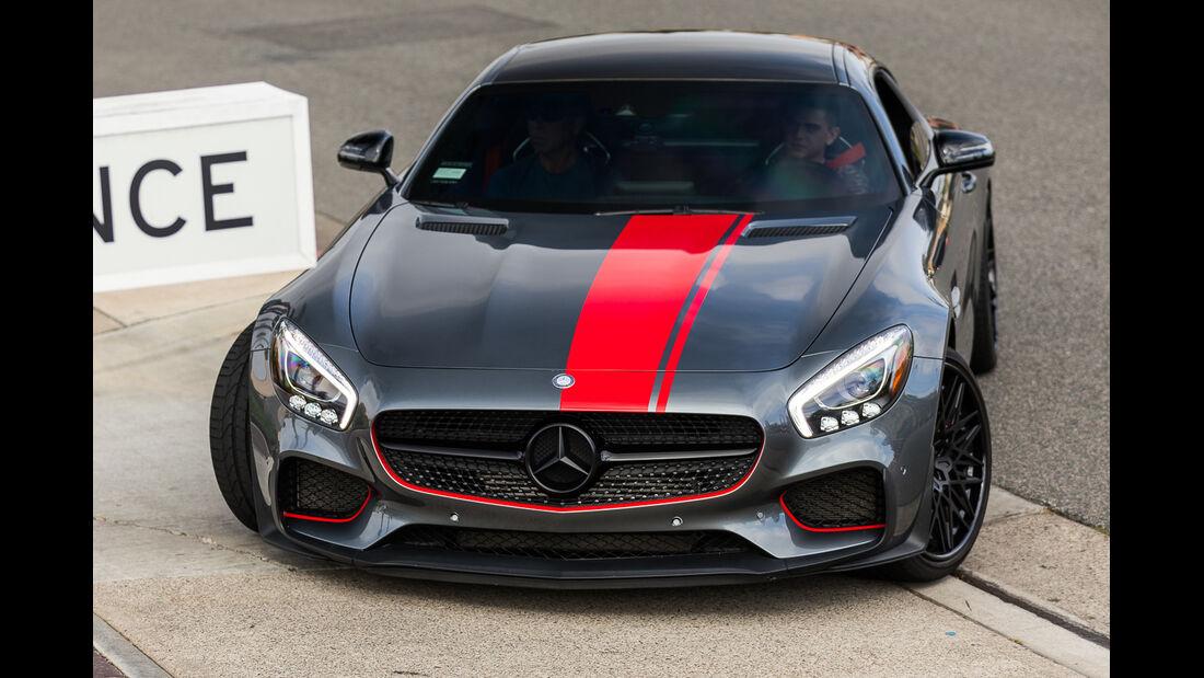 Mercedes AMG GT - Newport Beach Supercar Show 2018