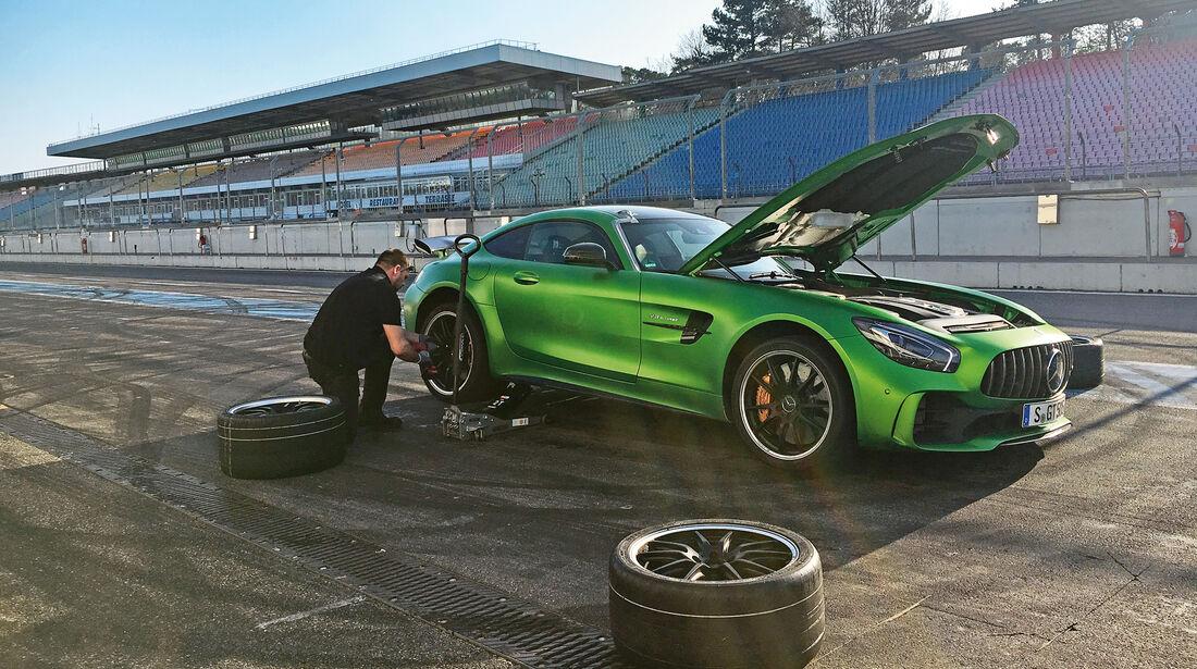 Mercedes-AMG GT R, Christian Gebhardt