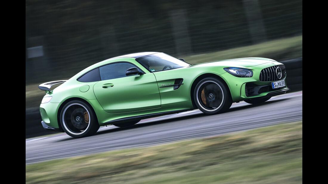 Mercedes-AMG GT R, Exterieur
