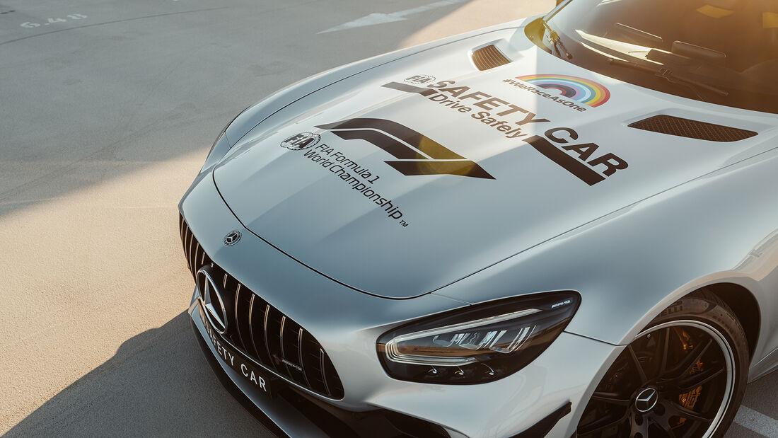 Mercedes AMG GT R - F1 Safety-Car 2020