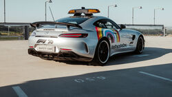 Mercedes AMG GT R - F1 Safety-Car 2020