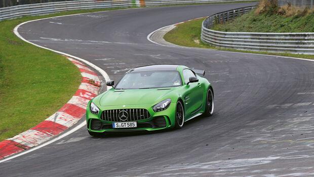 Mercedes-AMG GT R, Frontansicht
