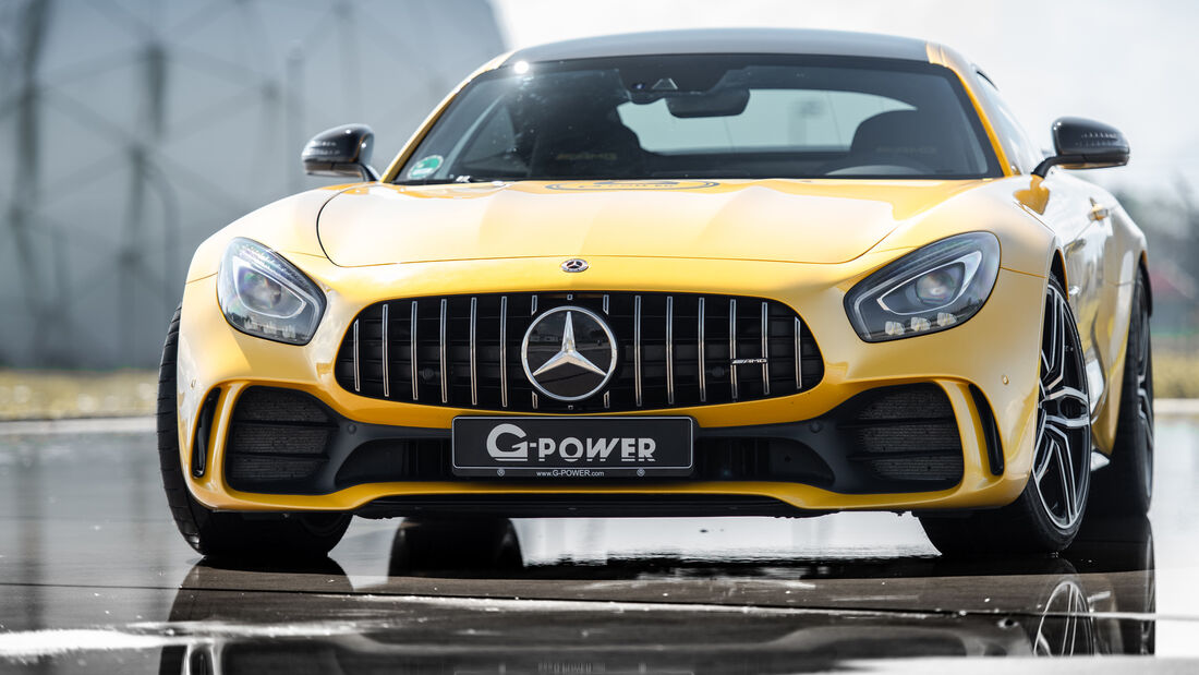 Mercedes-AMG GT R G-Power Tuning
