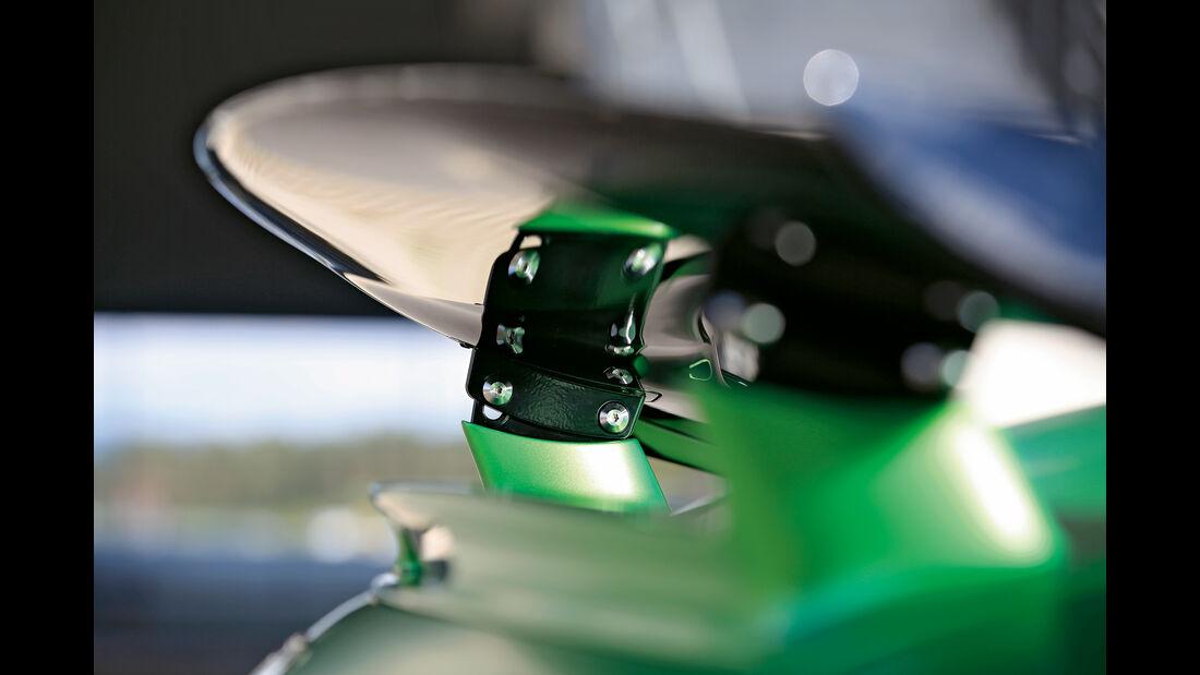 Mercedes-AMG GT R, Heckspoiler, Detail