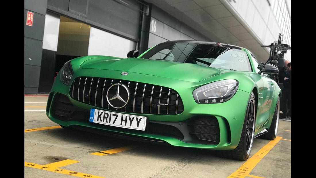 Mercedes AMG GT R - Launch 2018