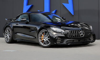 Mercedes-AMG GT R Posaidon RS 830+